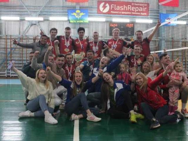 «Альянс» - дважды чемпион!
