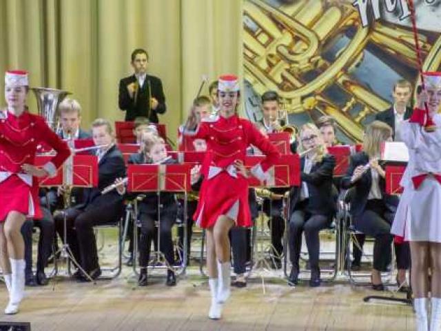 Фестиваль «Серебряные трубы» в Ставрове