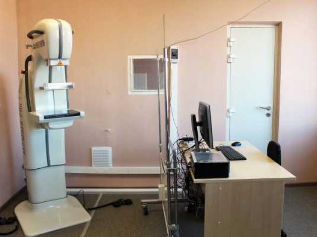 Новый маммограф
