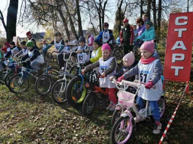 Состоялось первенство Собинского района по велосипедному спорту