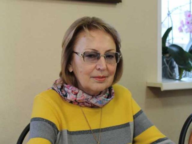 К юбилею генерального директора ЗАО «Имени Ленина»Н. И. Ершовой