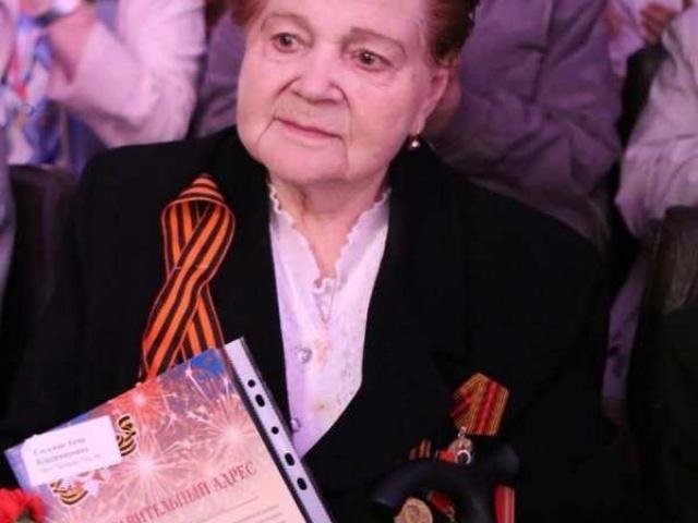 Анна Владимировна Гликман