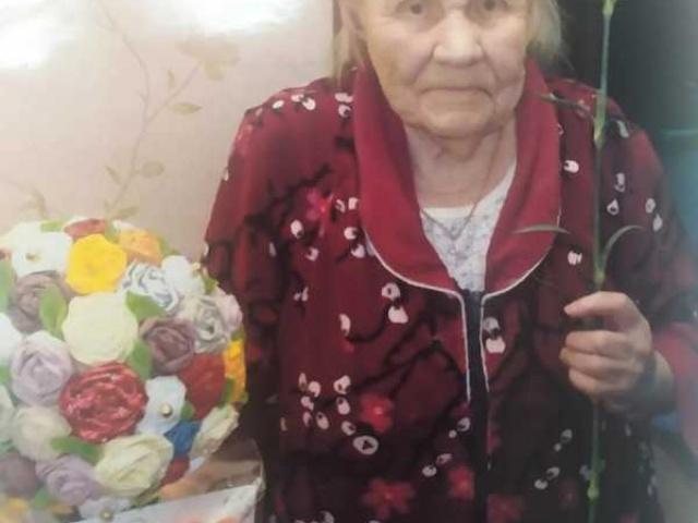 Антонина Максимовна Адаева