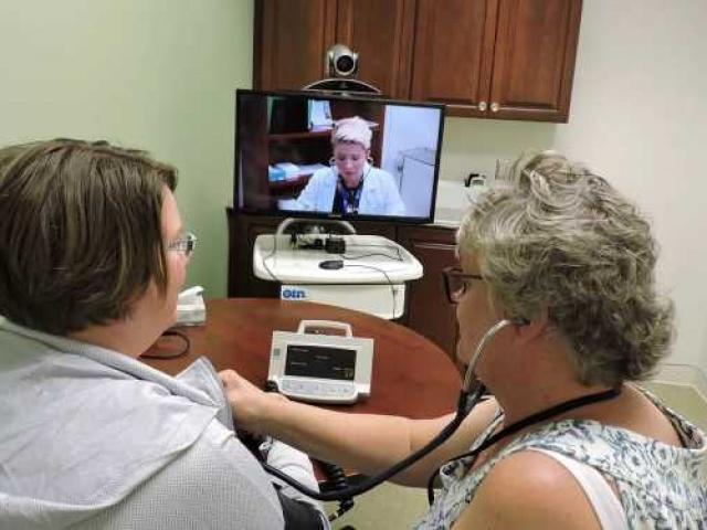 Телемедицинские консультации стали доступными