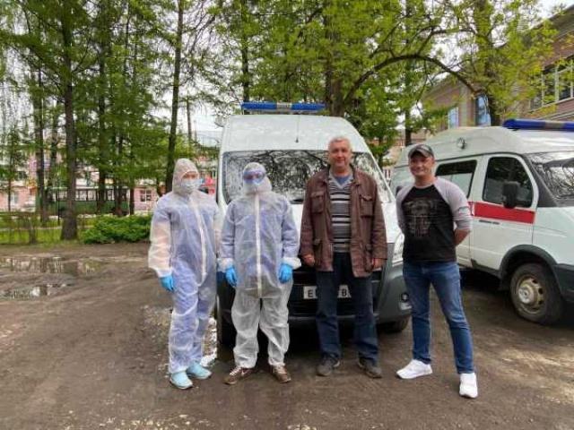 Главный врач Светлана Муравьева: Благодарю за самоотверженный труд