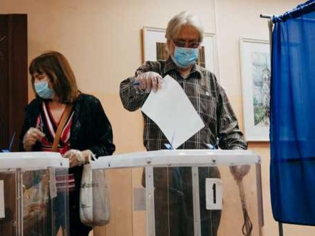 Избиратели района поддержали поправки в Конституцию