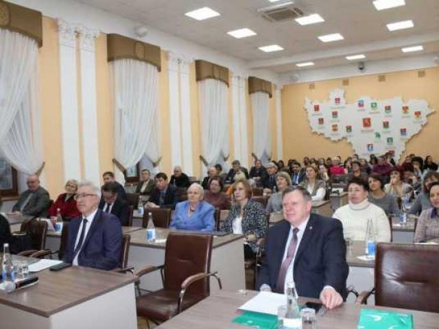 Показали и рассказали: Собинский район представил опыт своего развития