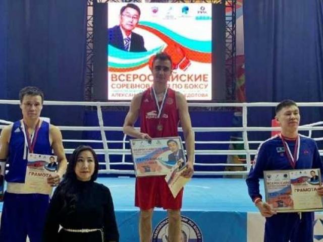 Илья Казаченко из Собинки стал лучшим на Всероссийском турнире