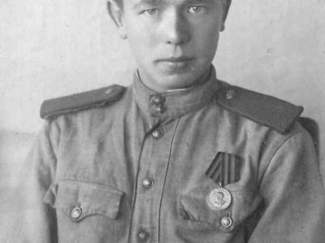 Марк Афанасьевич Титов