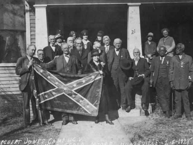 Забытые солдаты Конфедерации