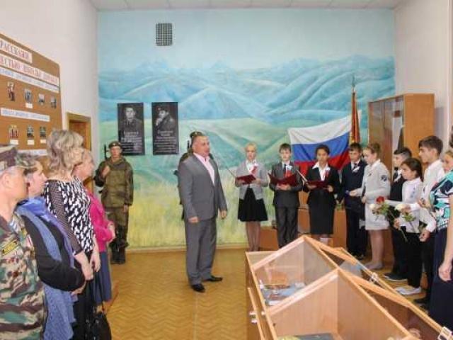 В Ставрово появился туристический интерактивный «Маршрут Победы»