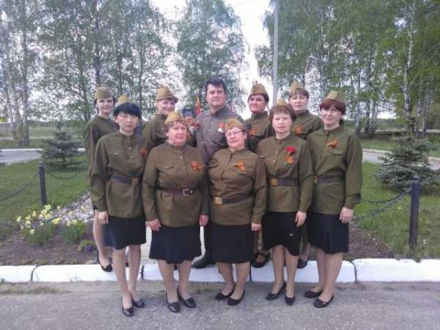 «Русская душа» - народный коллектив