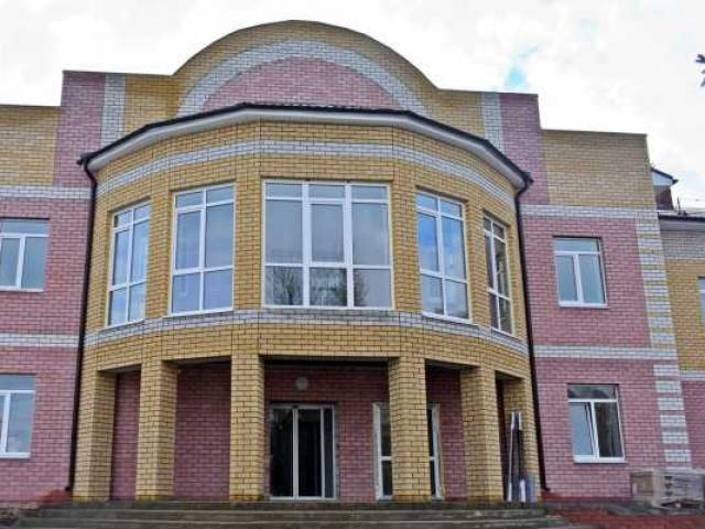 Новый Арбузовский ПНИ: готовность 90%