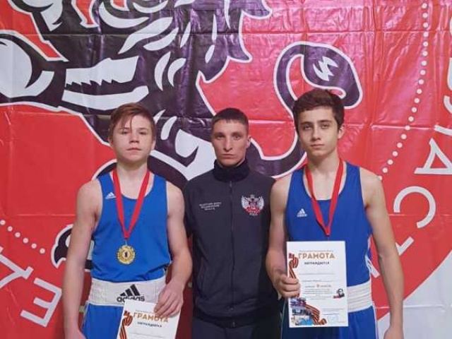 Боксеры привезли медали